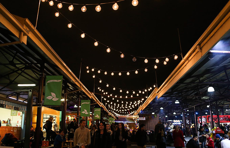 Melbourne Street Food Market