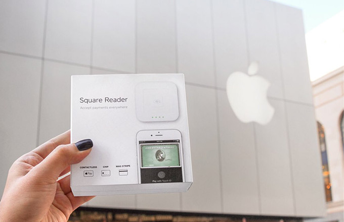 Buy Your Square Contactless and Chip Reader at Retailers Everywhere