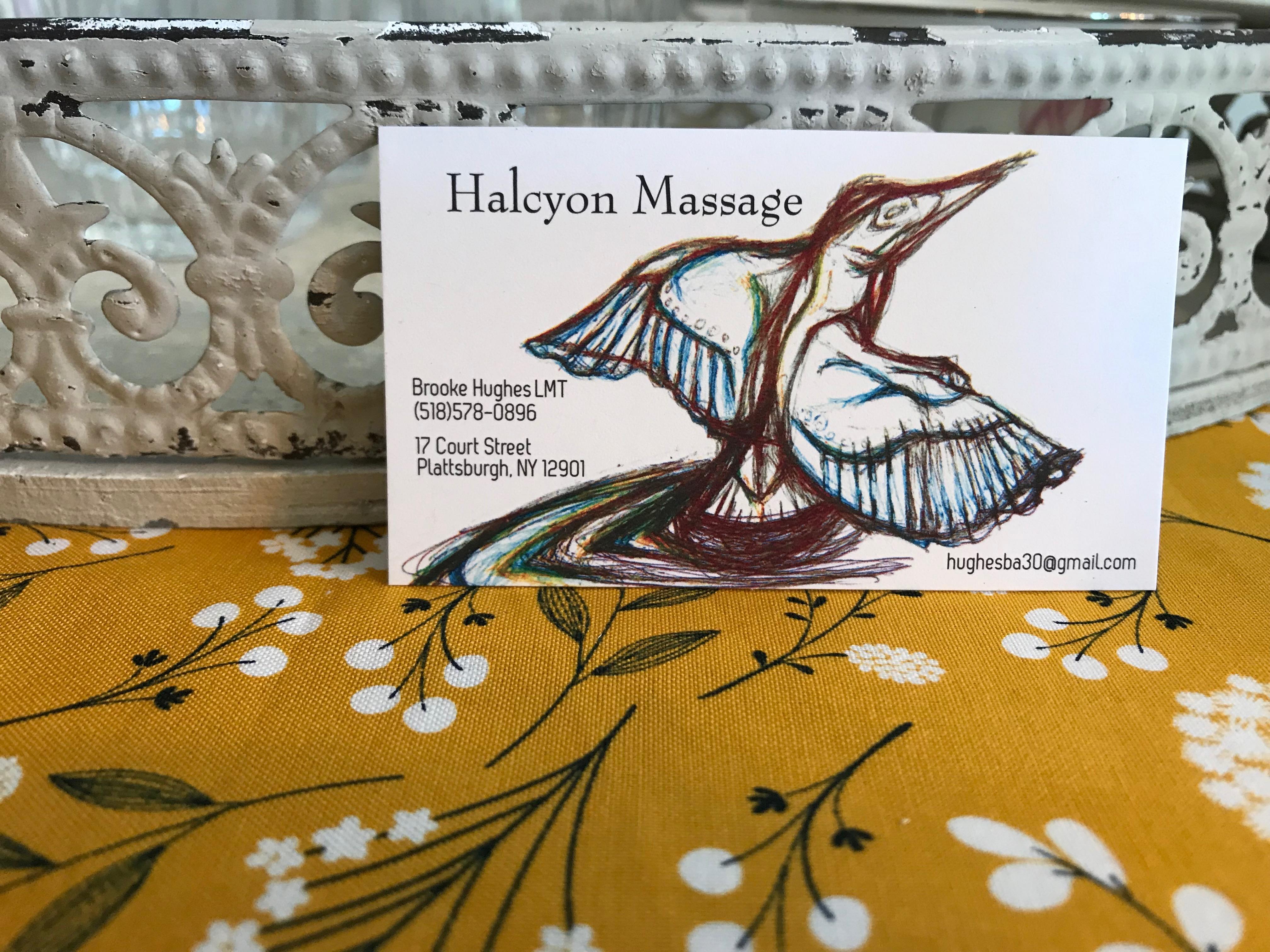 Halcyon Massage In Plattsburgh Ny