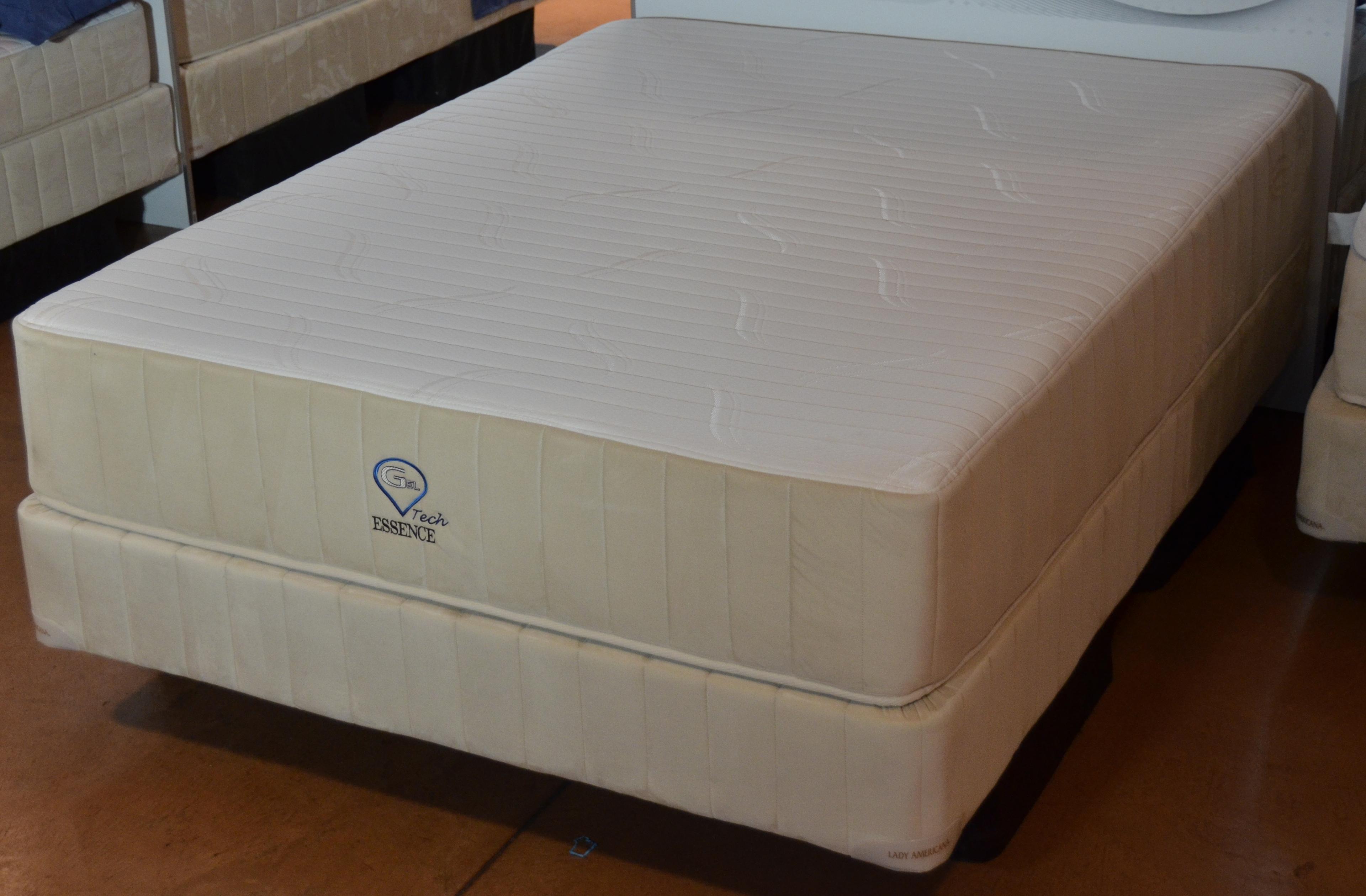 Gel Ease Essence 12 Inch Gel Infused Memory Foam Mattress