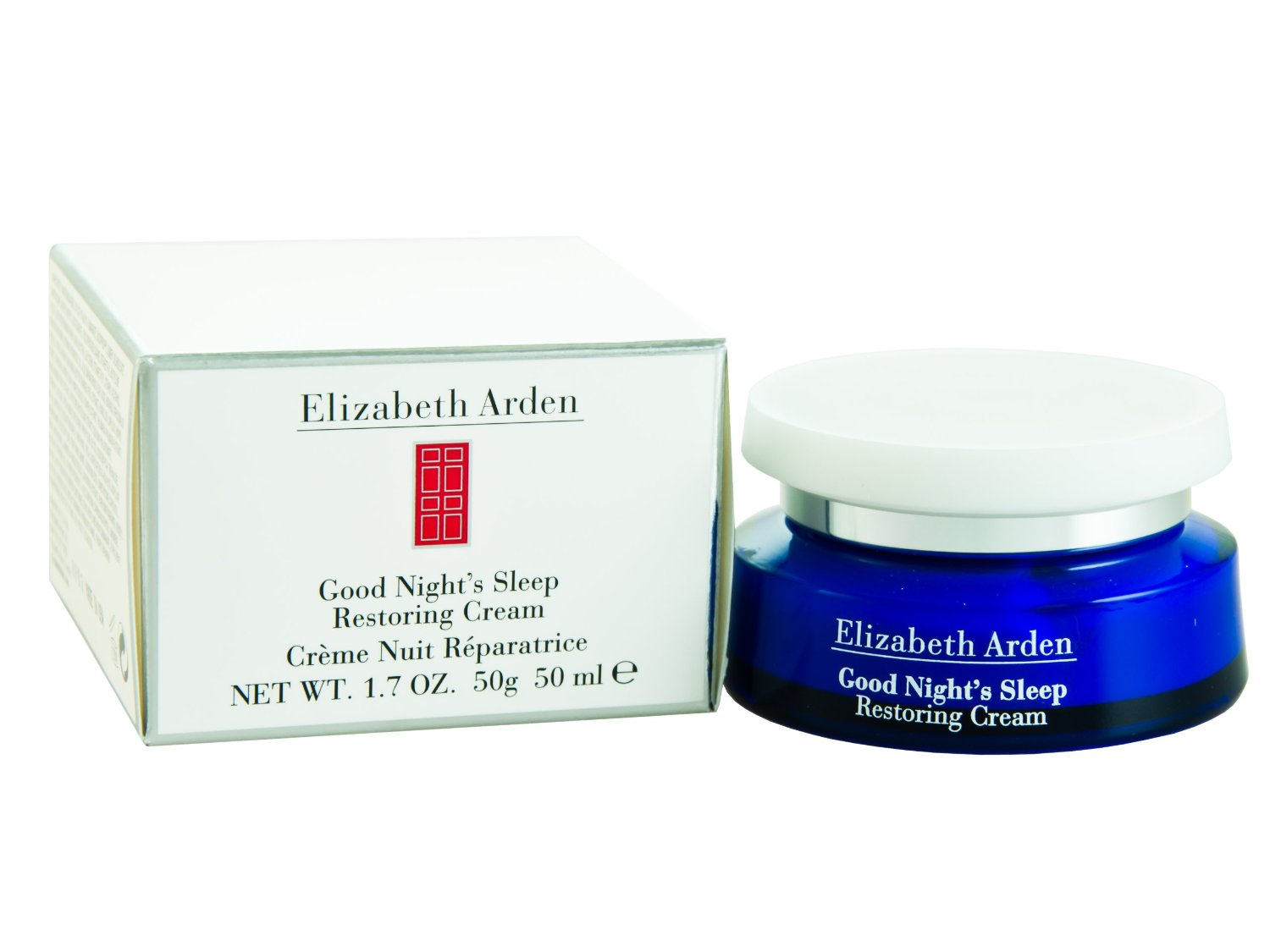 Cream  >> Elizabeth Arden Good Night's Sleep Restoring Cream, 1.7 oz